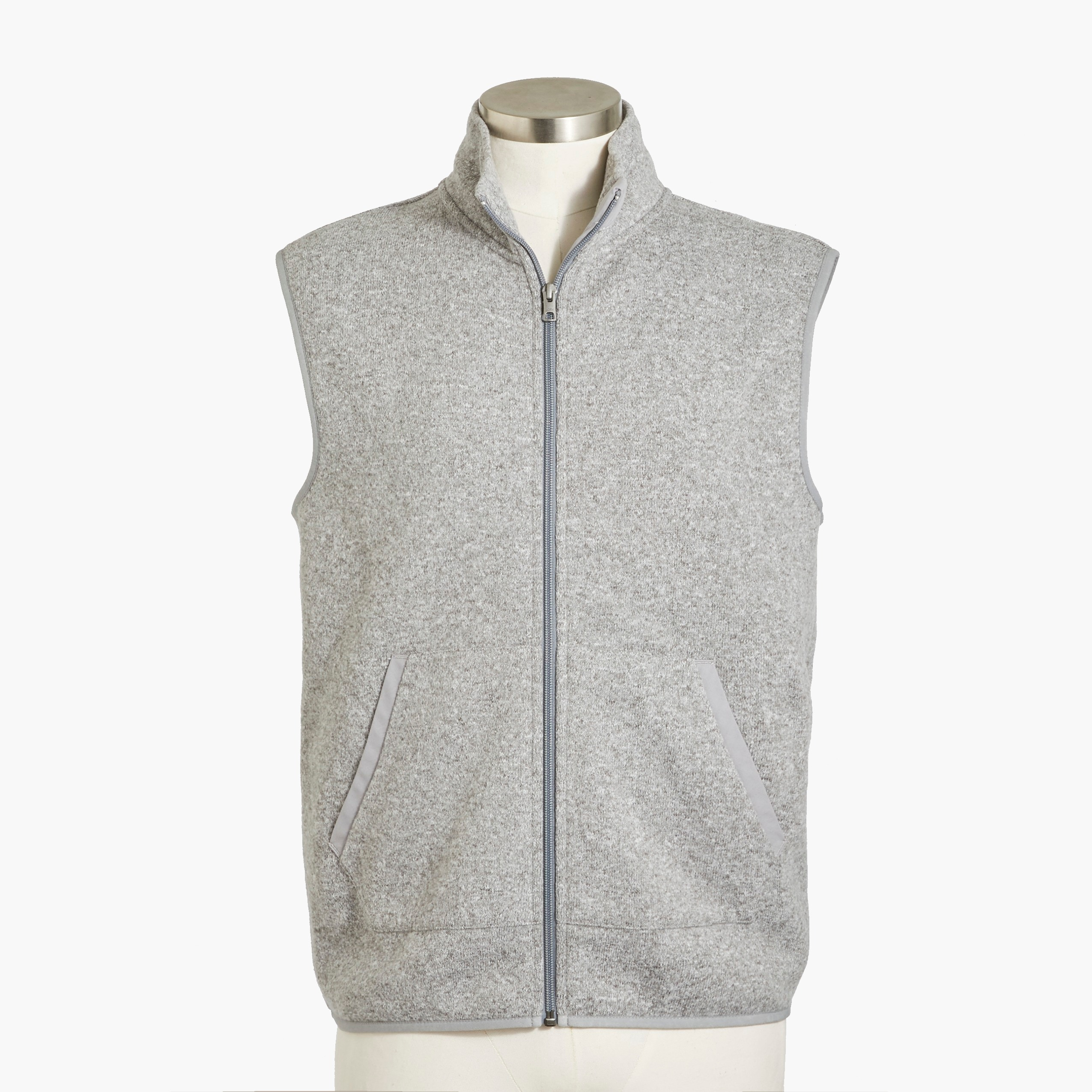 Image 2 for Sweater fleece vest
