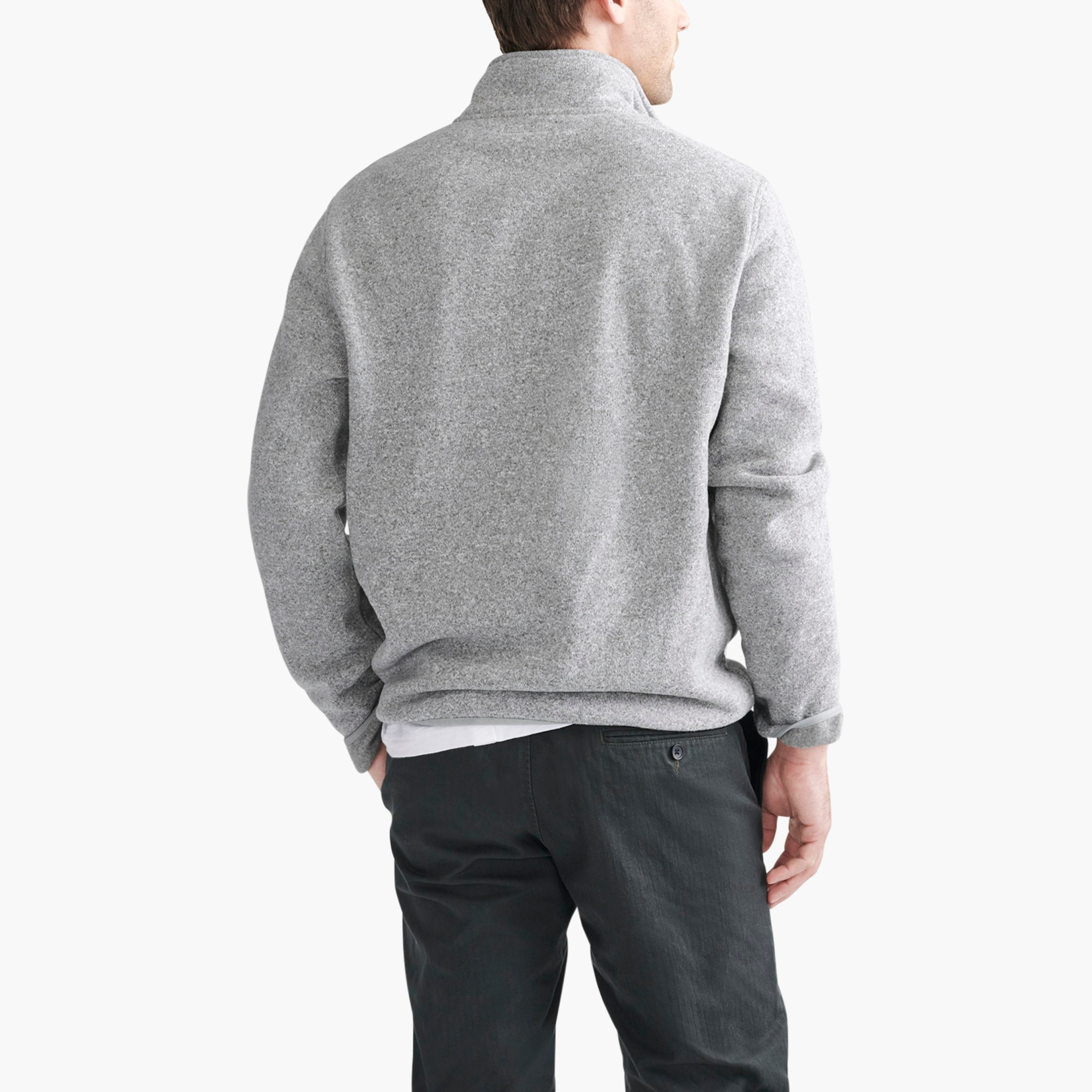Image 2 for Sweater fleece half-zip
