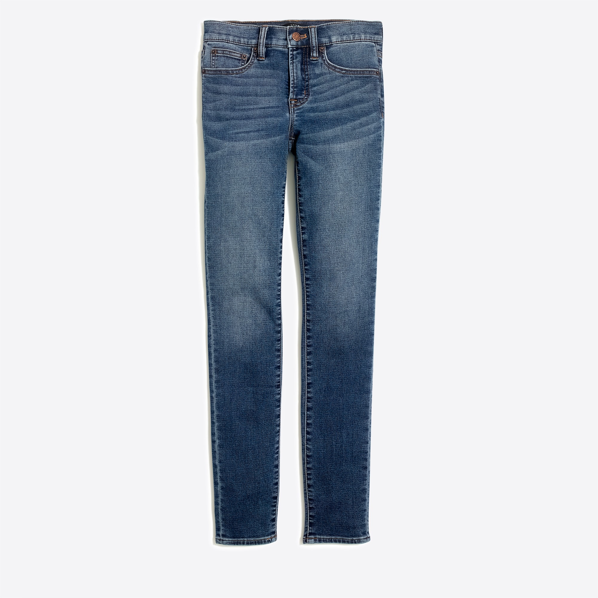 "Image 4 for 8"" anywhere skinny jean in Astoria wash"