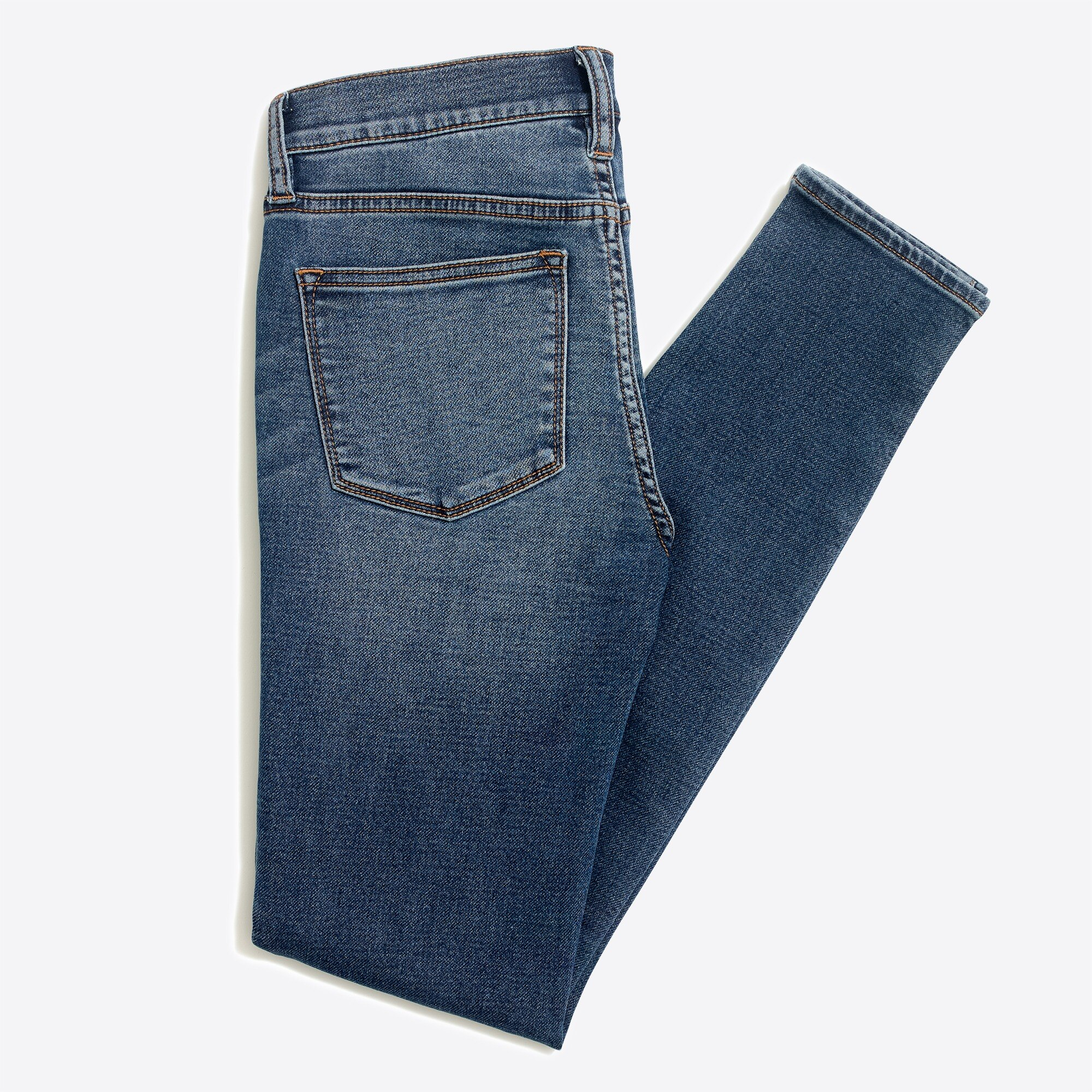 "Image 3 for 8"" anywhere skinny jean in Astoria wash"