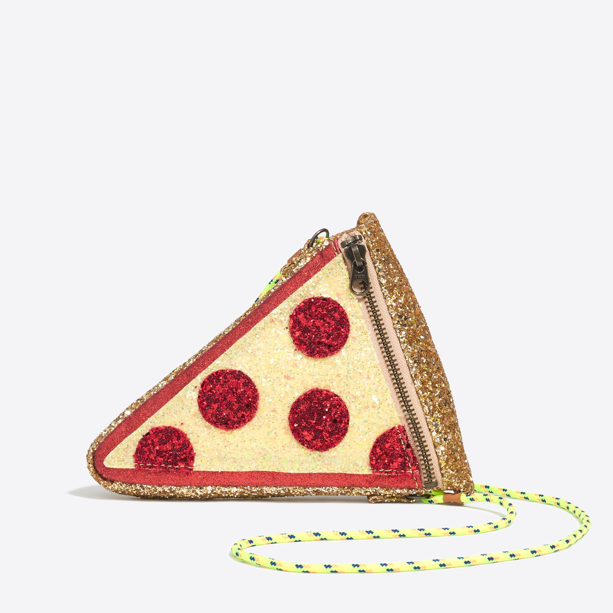 factory girls Pizza slice bag