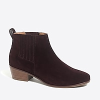 Image 1 for Waterproof suede boots