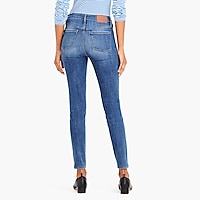 "10"" highest-rise skinny jean with distressed details"
