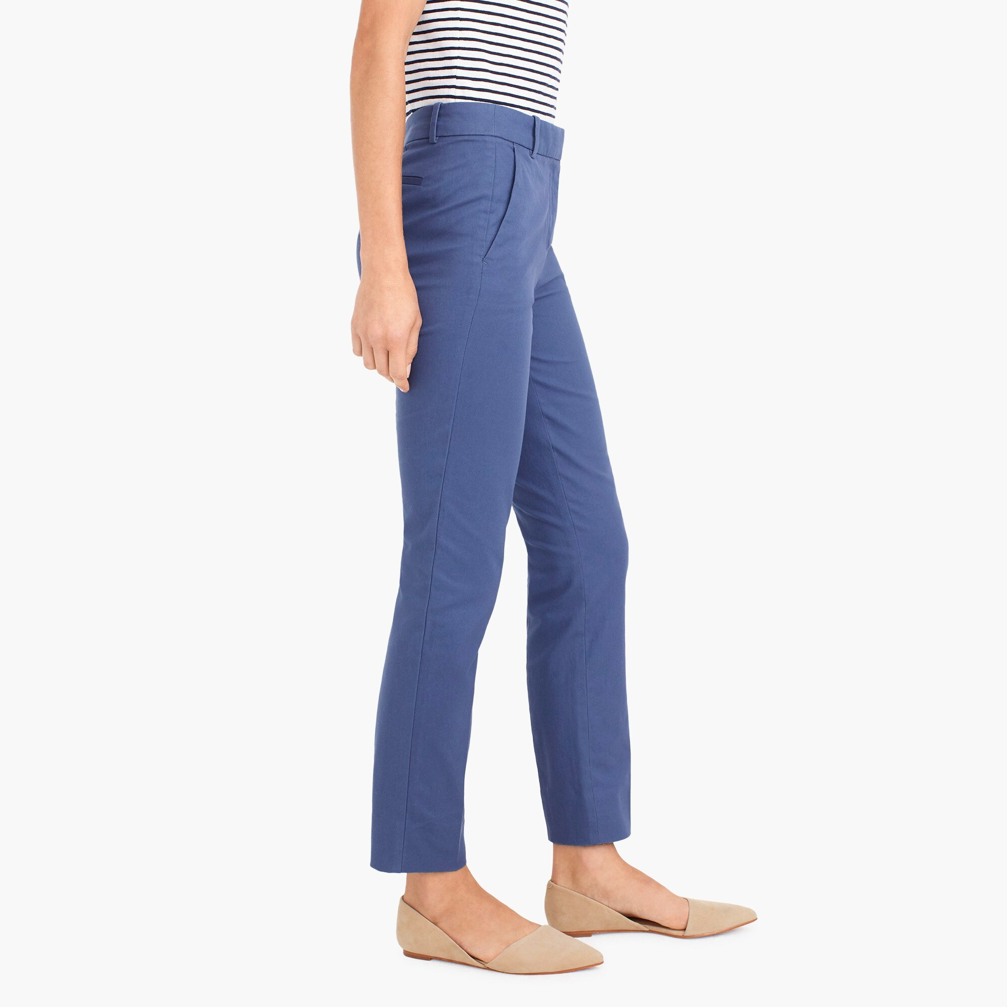 Image 5 for Petite effortless slim crop chino pant
