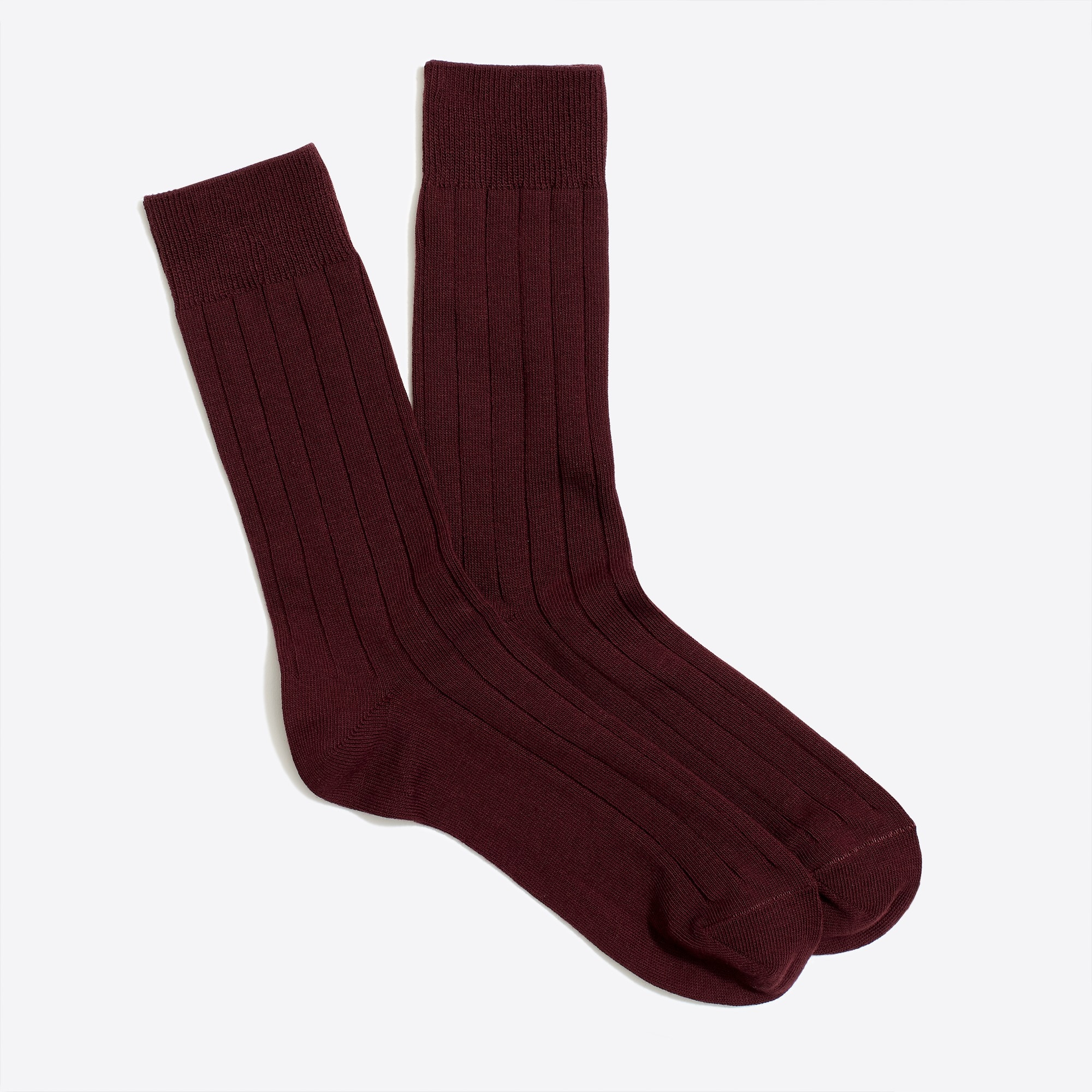 solid color socks : factorymen solid socks