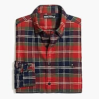 Image 1 for Flannel shirt in plaid