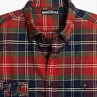 Image 2 for Flannel shirt in plaid