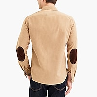 Image 3 for Tall rugged elbow-patch shirt