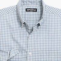Gingham flex casual shirt