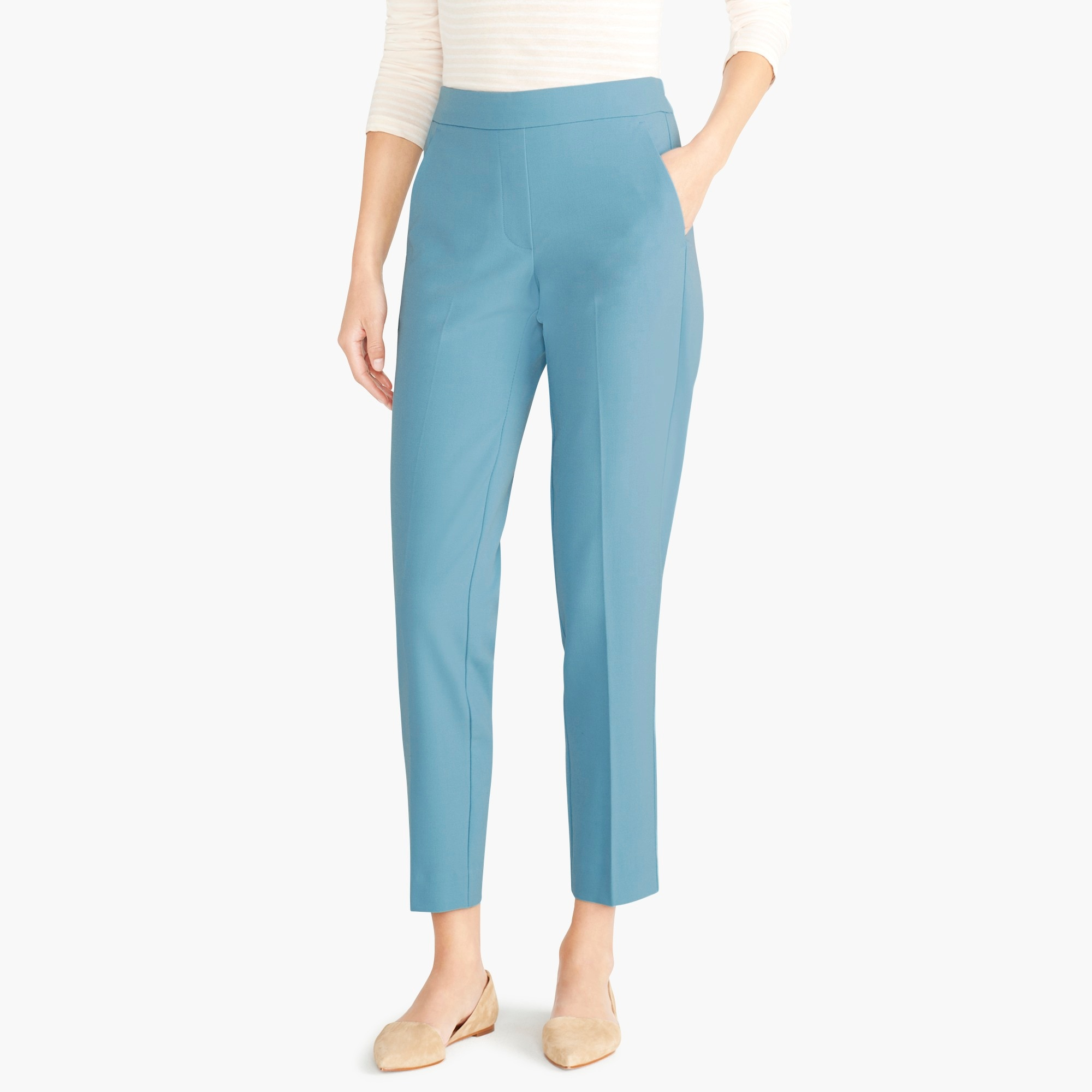 drapey pull-on pant : factorywomen pull-on