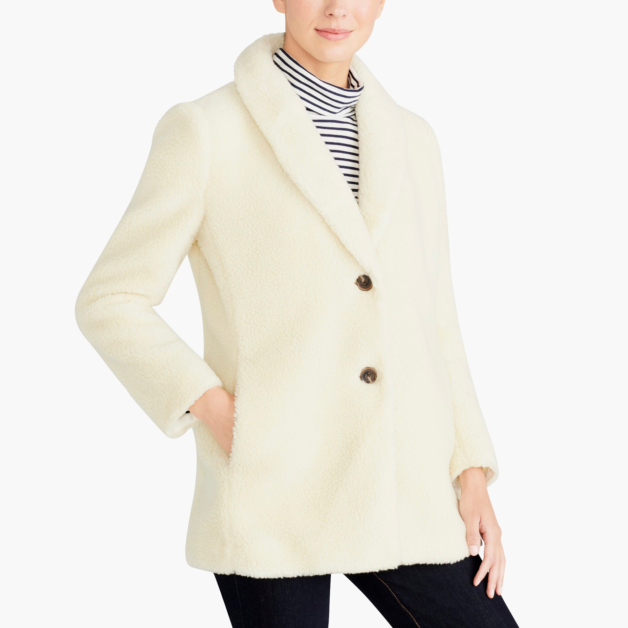 factory womens Fleece coat
