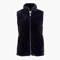 Image 2 for Faux-fur vest