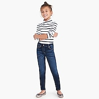 Image 1 for Girls' Anywhere jean in dark wash