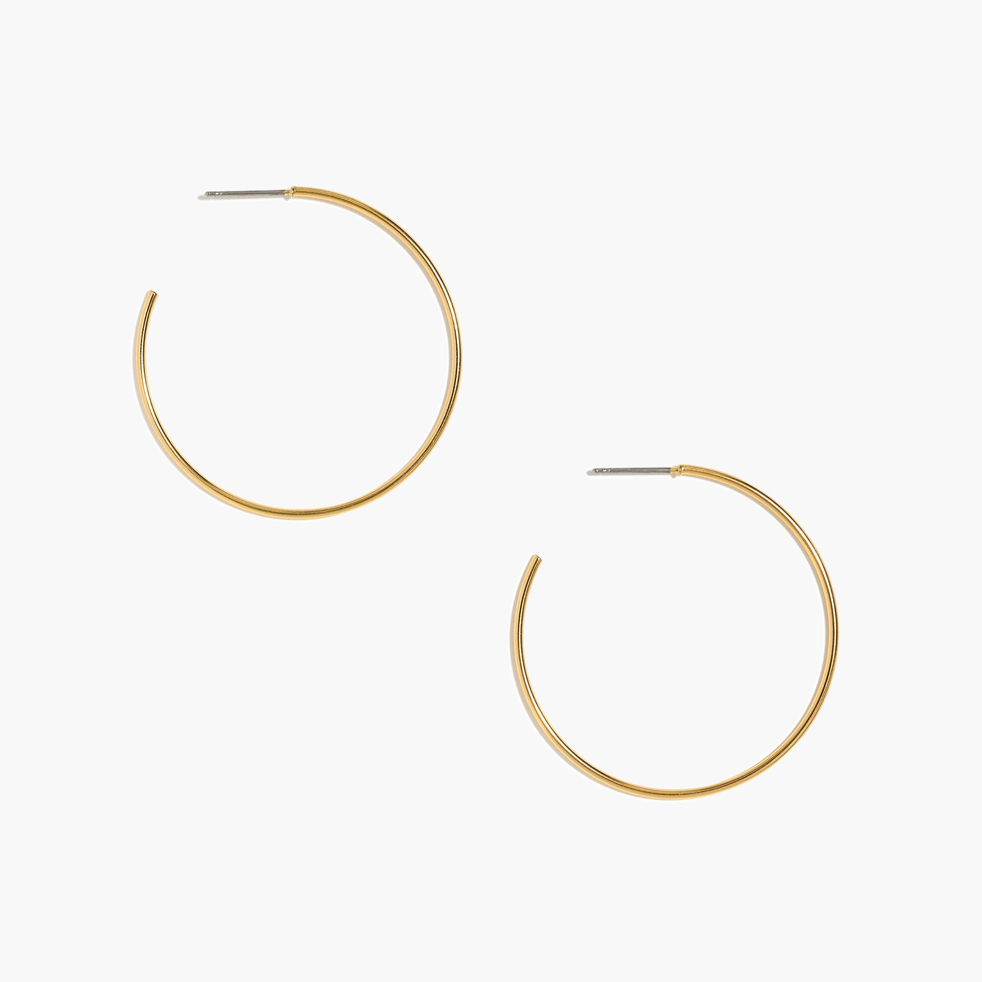 factory womens Simple hoop earrings