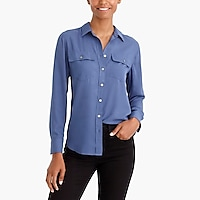 Image 1 for Long-sleeve button-down shirt