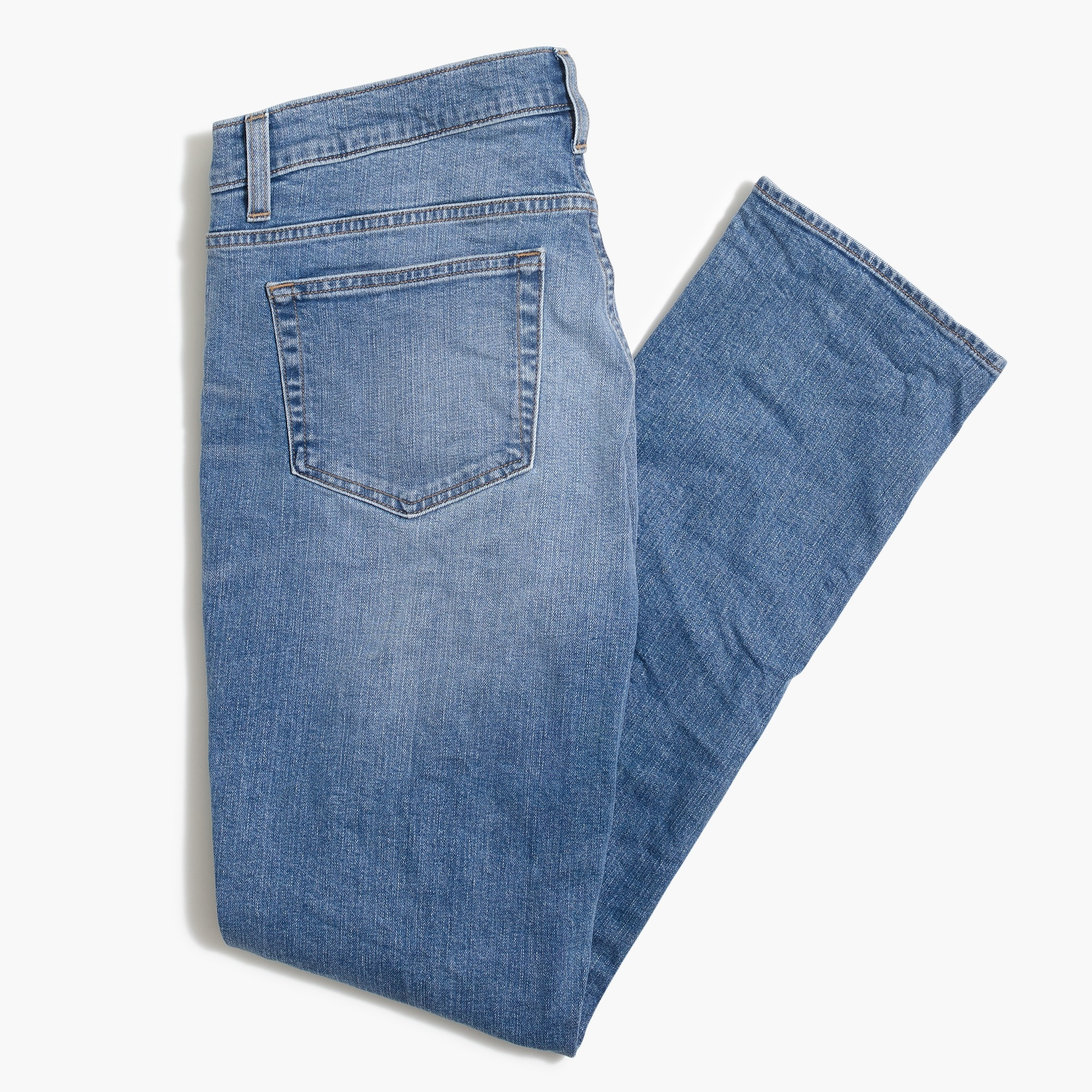 Slim-fit flex jean in light wash