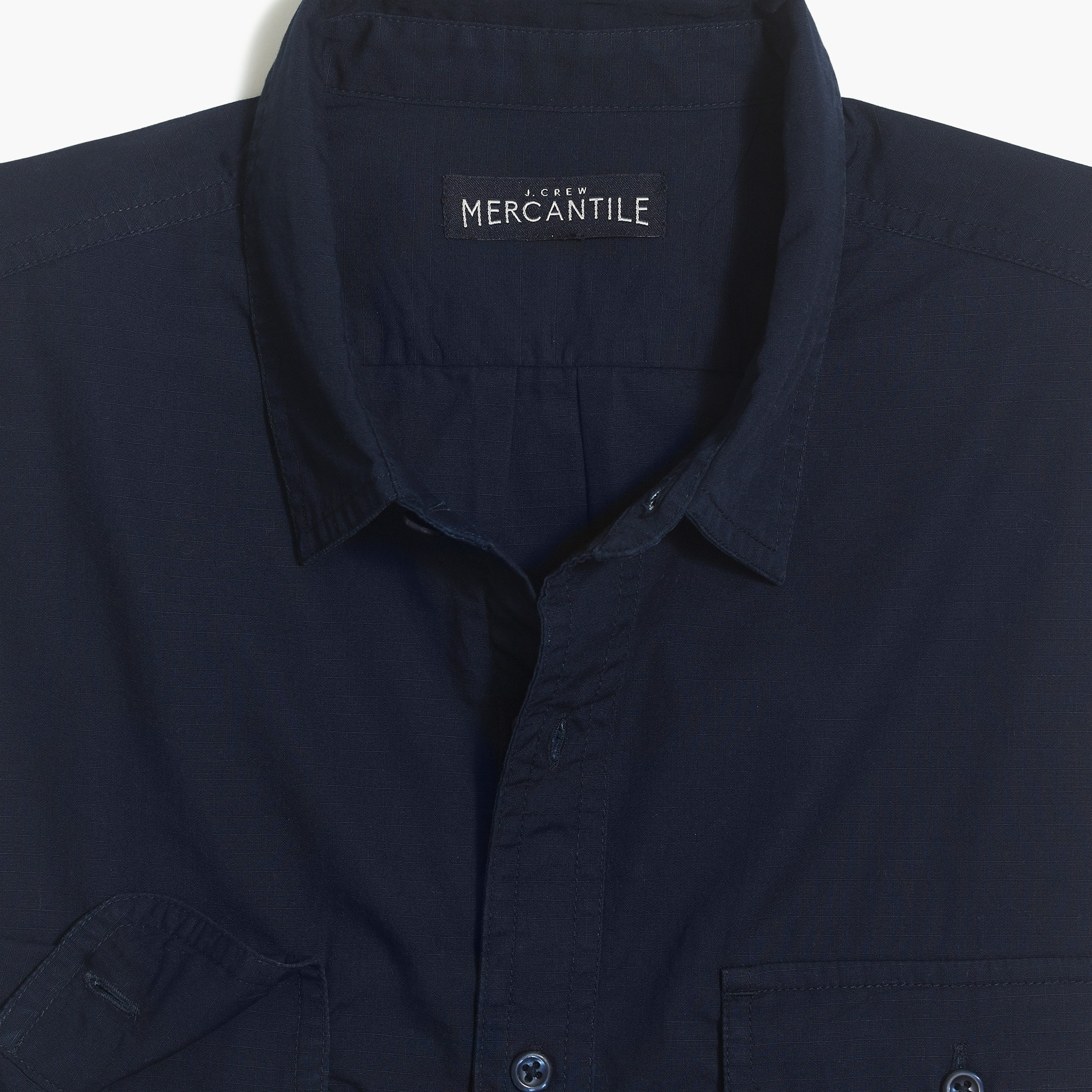 Cotton workshirt