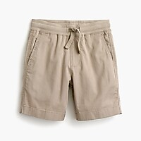 Image 2 for Boys' pull-on short in lightweight chino