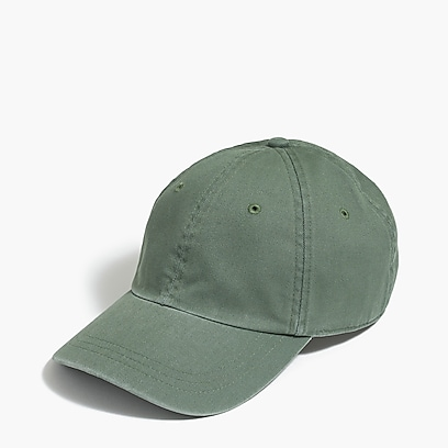 factory mens Solid baseball cap