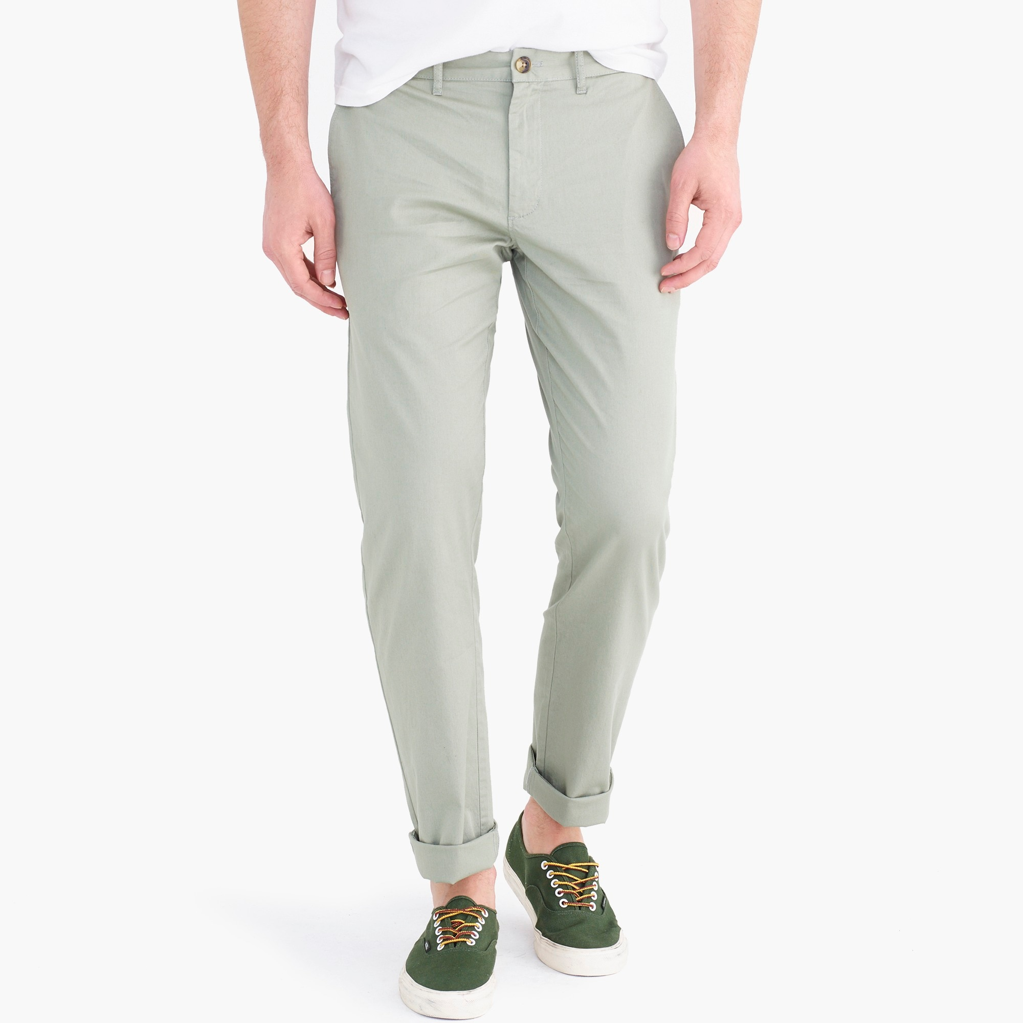 Image 1 for Slim-fit lightweight flex chino