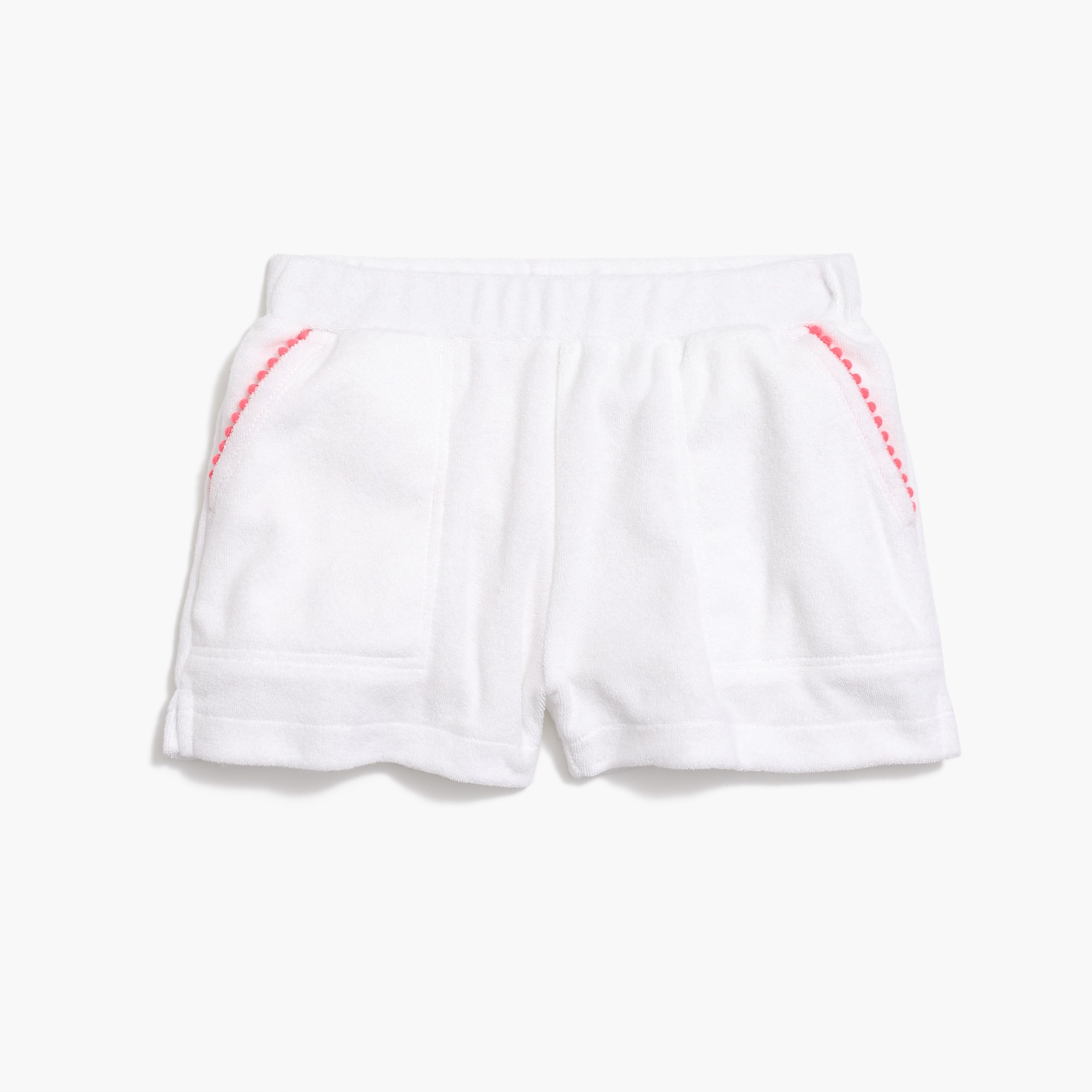 factory girls Girls' terry pull-on short