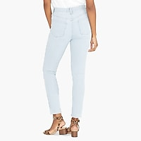 "Image 3 for 10"" highest-rise skinny jean with piper stripe"