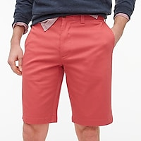 "11"" Rivington flex chino short"
