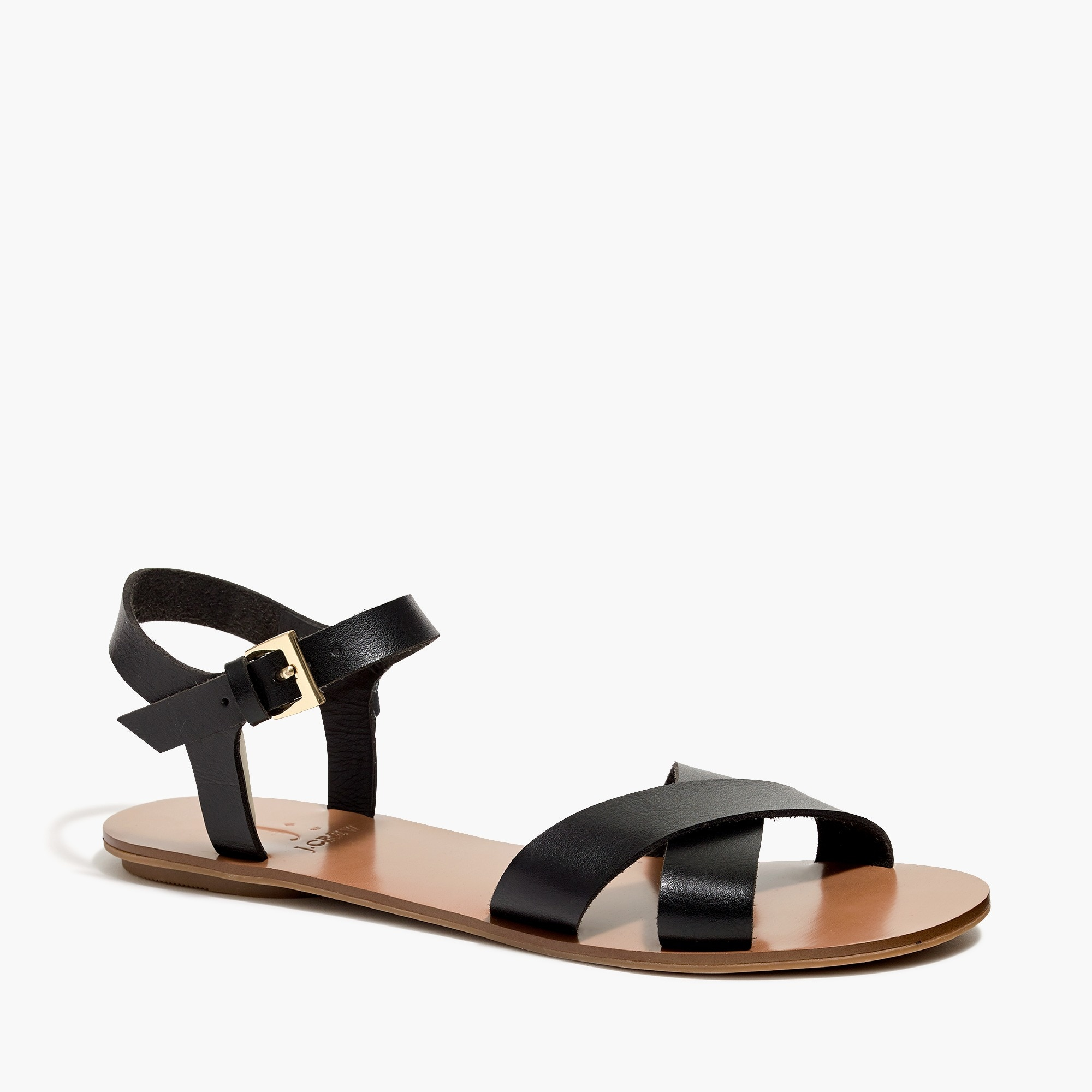 factory womens Crisscross sandals