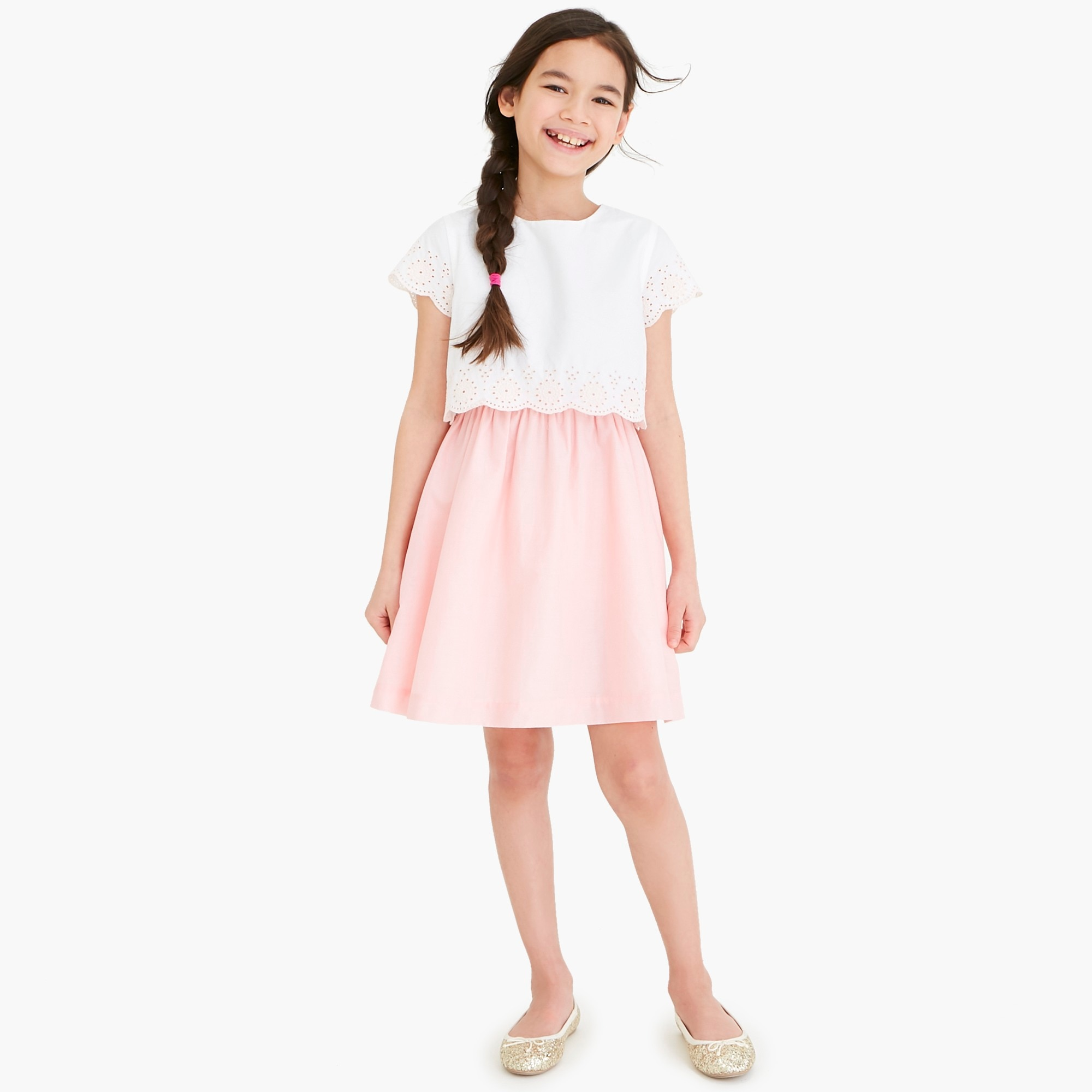 girls' embroidered dress : factorygirls dresses & skirts