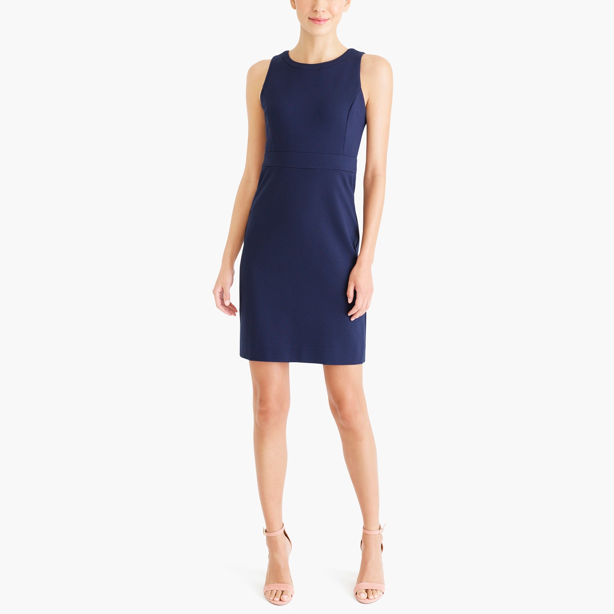 j.crew factory: ponte work dress