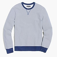 Image 2 for Indigo striped sweatshirt