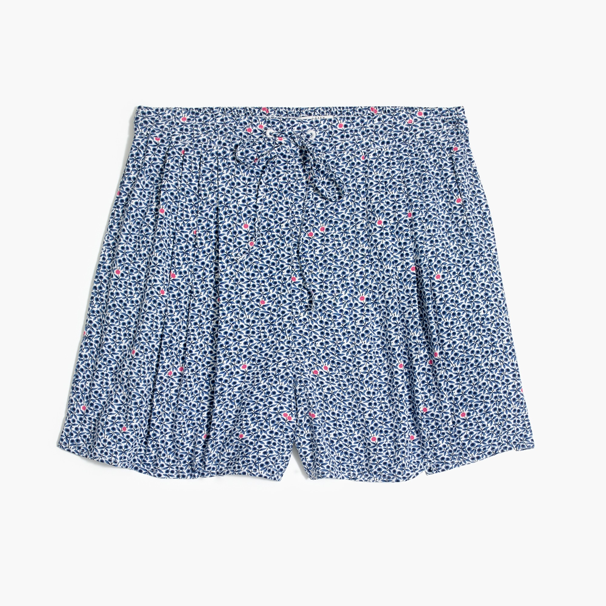 factory womens Easy pull-on short