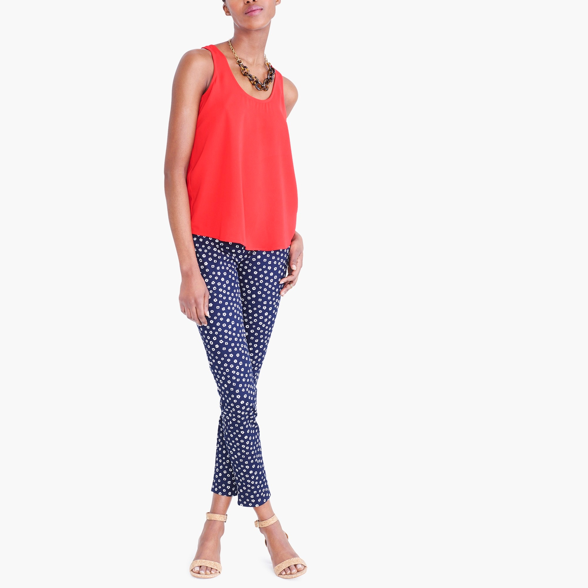 Image 1 for Sleeveless top