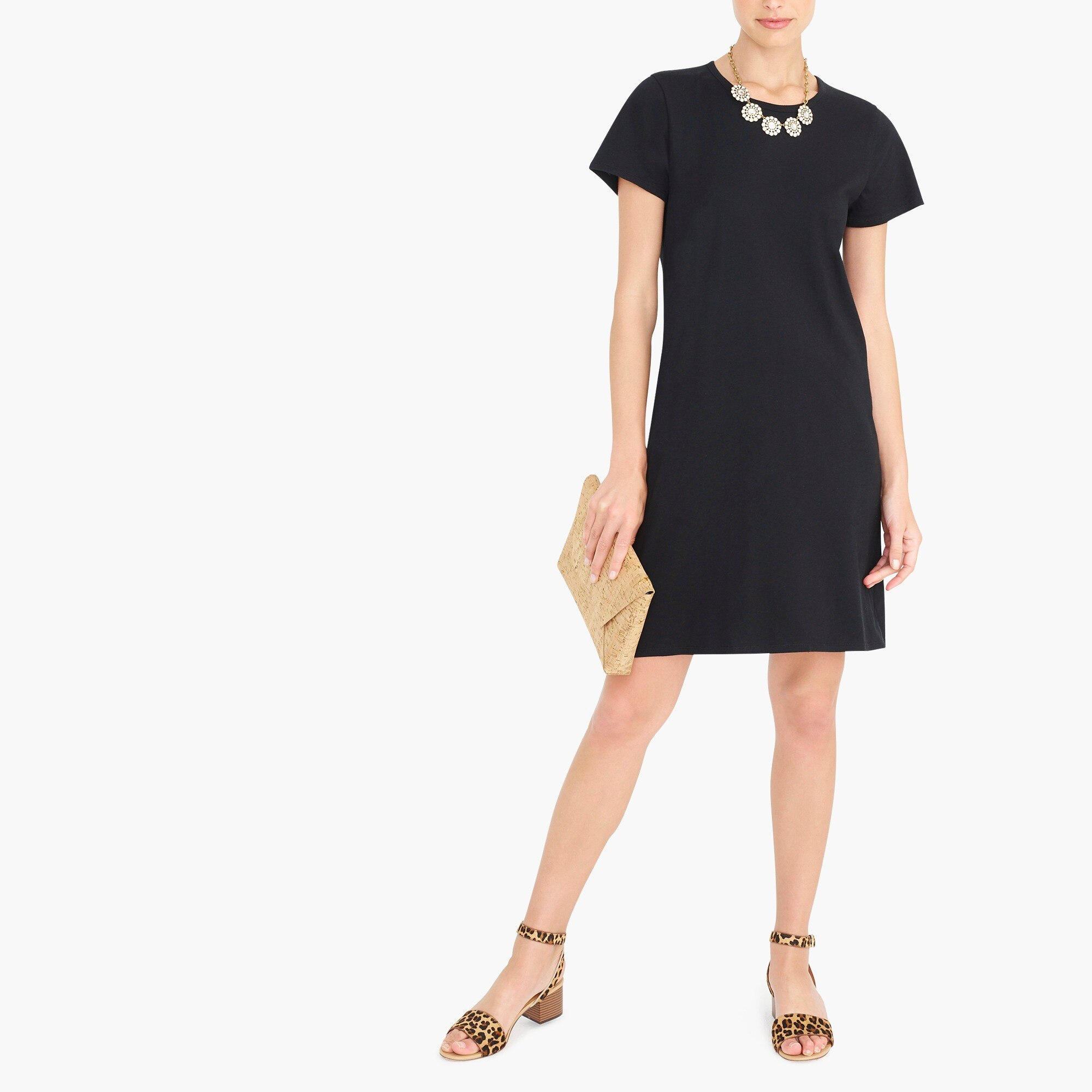 factory womens T-shirt dress