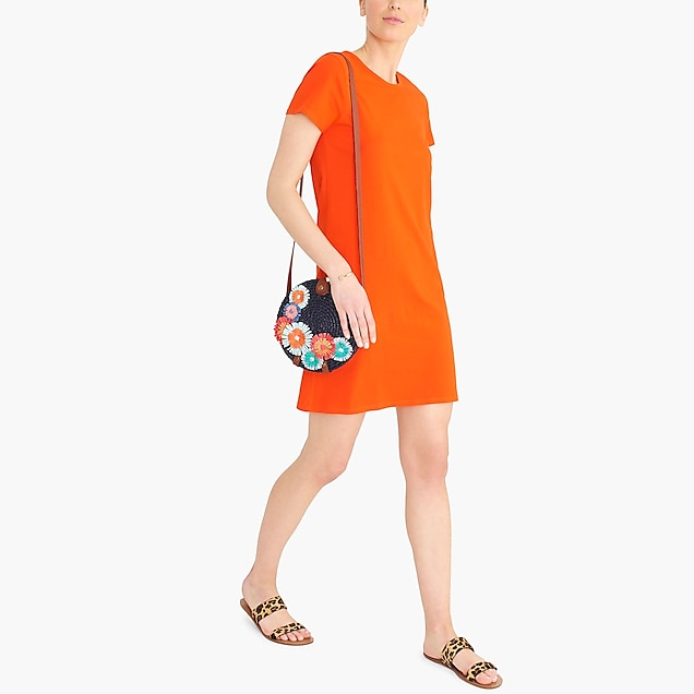 j.crew factory: t-shirt dress