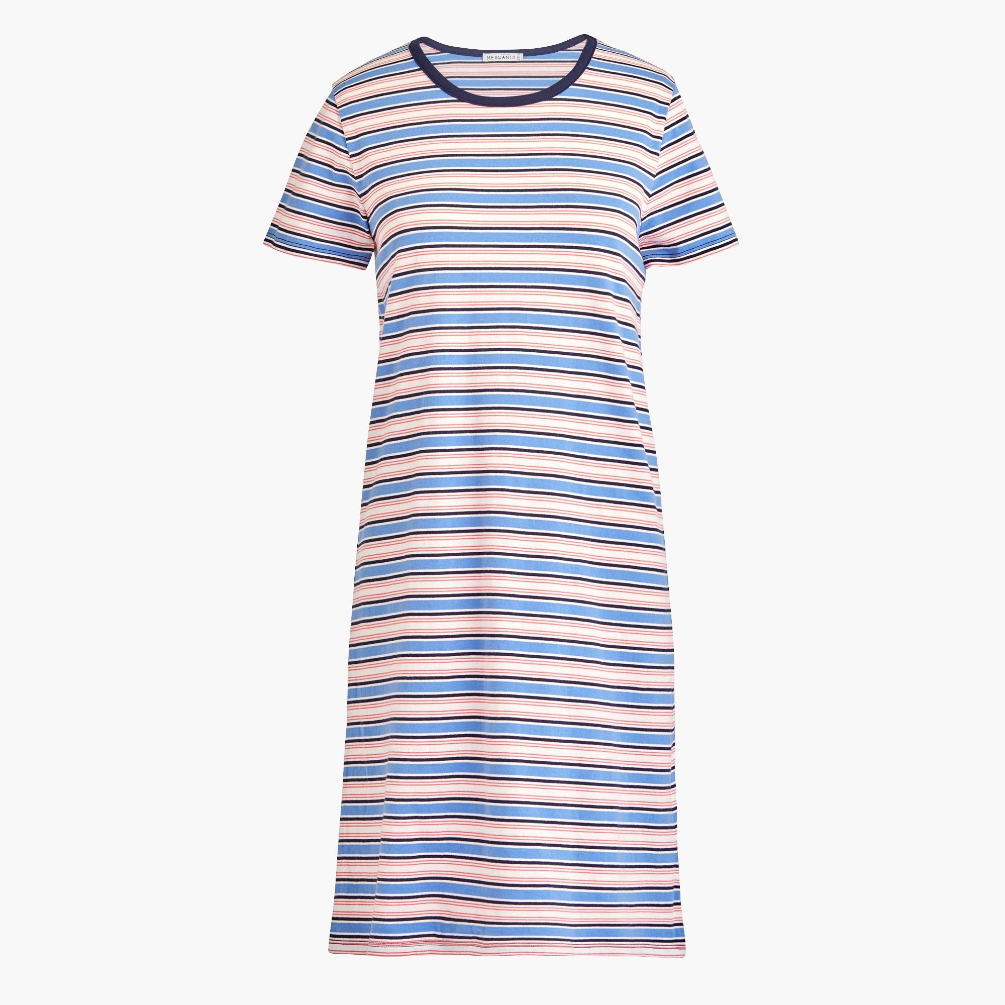 Image 1 for Striped T-shirt dress