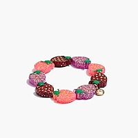 Image 1 for Girls' strawberry bracelet
