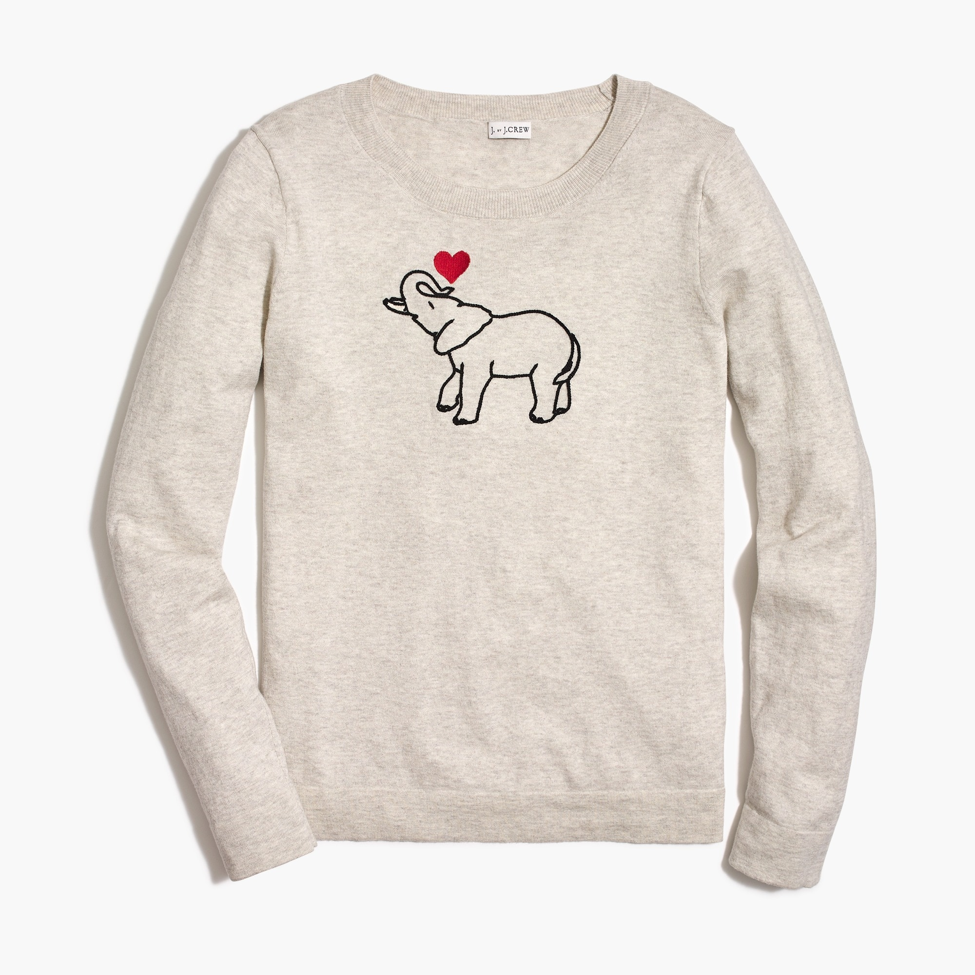 elephant teddie sweater : factorywomen pullovers
