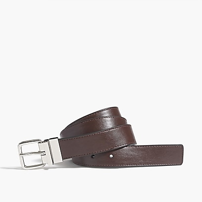 factory mens Reversible belt