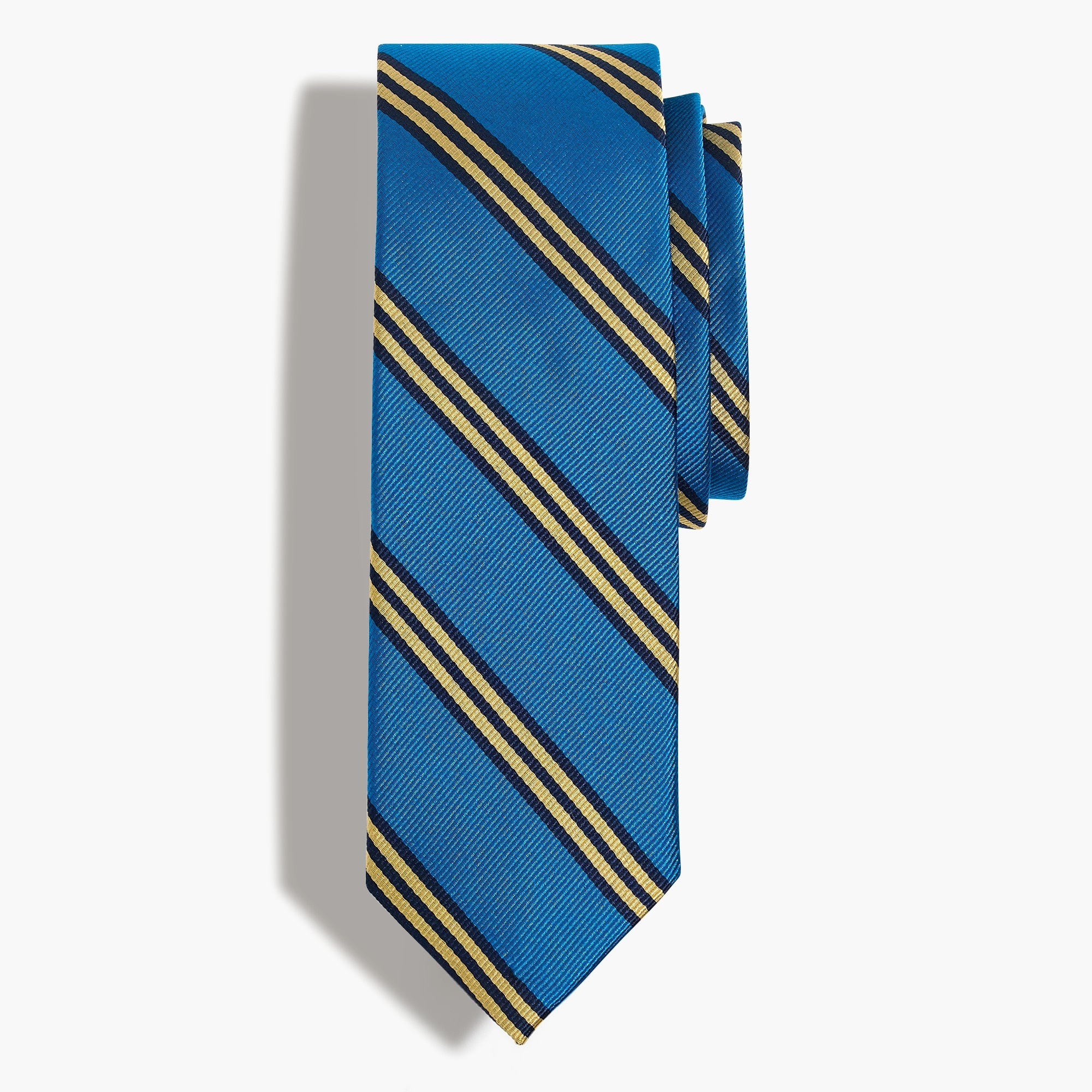 Image 1 for Silk tie in stripes