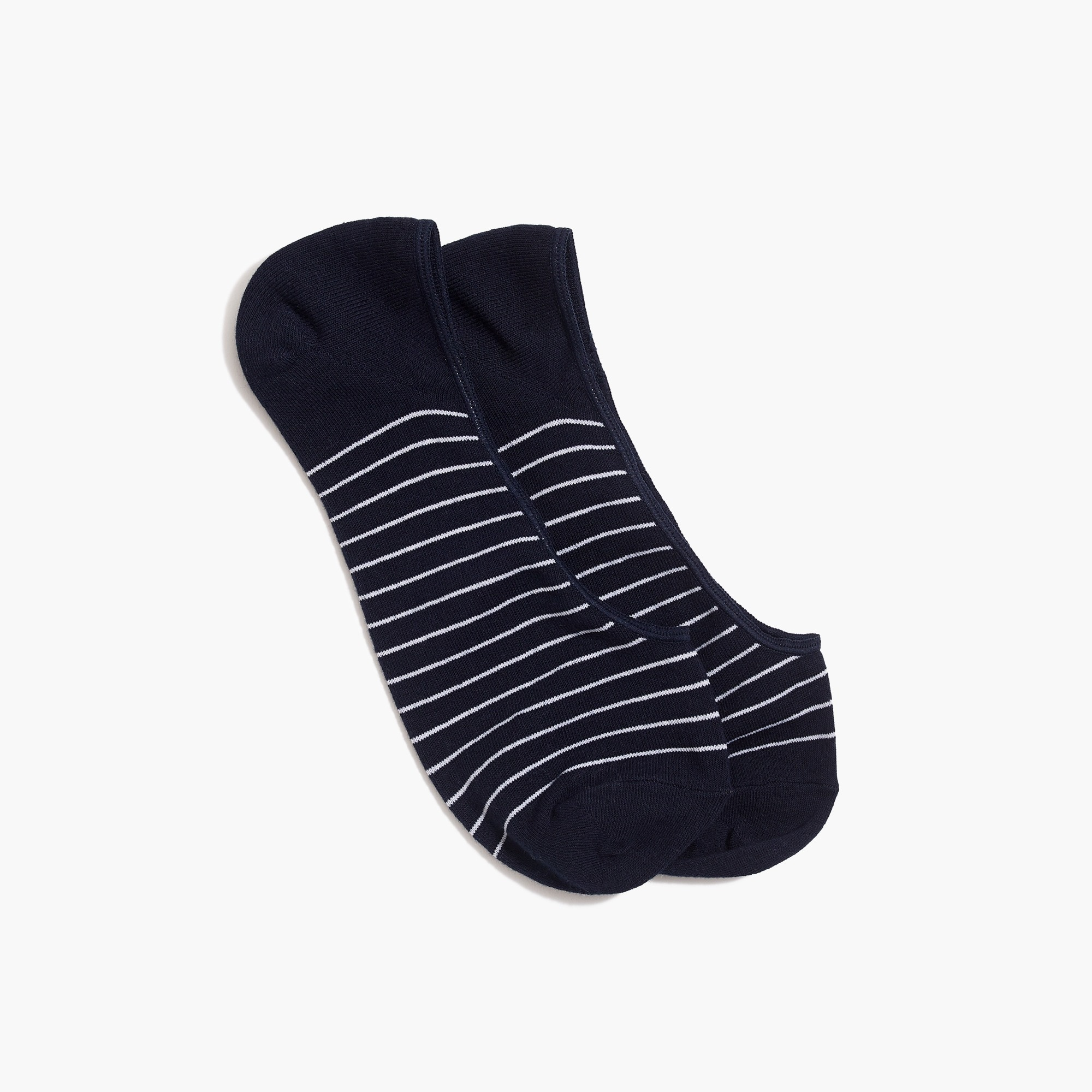 striped no-show socks : factorywomen socks & tights