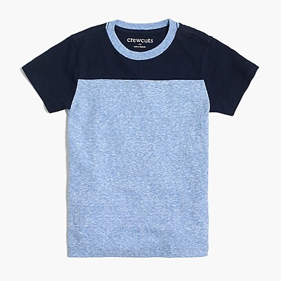 factory boys Boys' football T-shirt in supersoft jersey