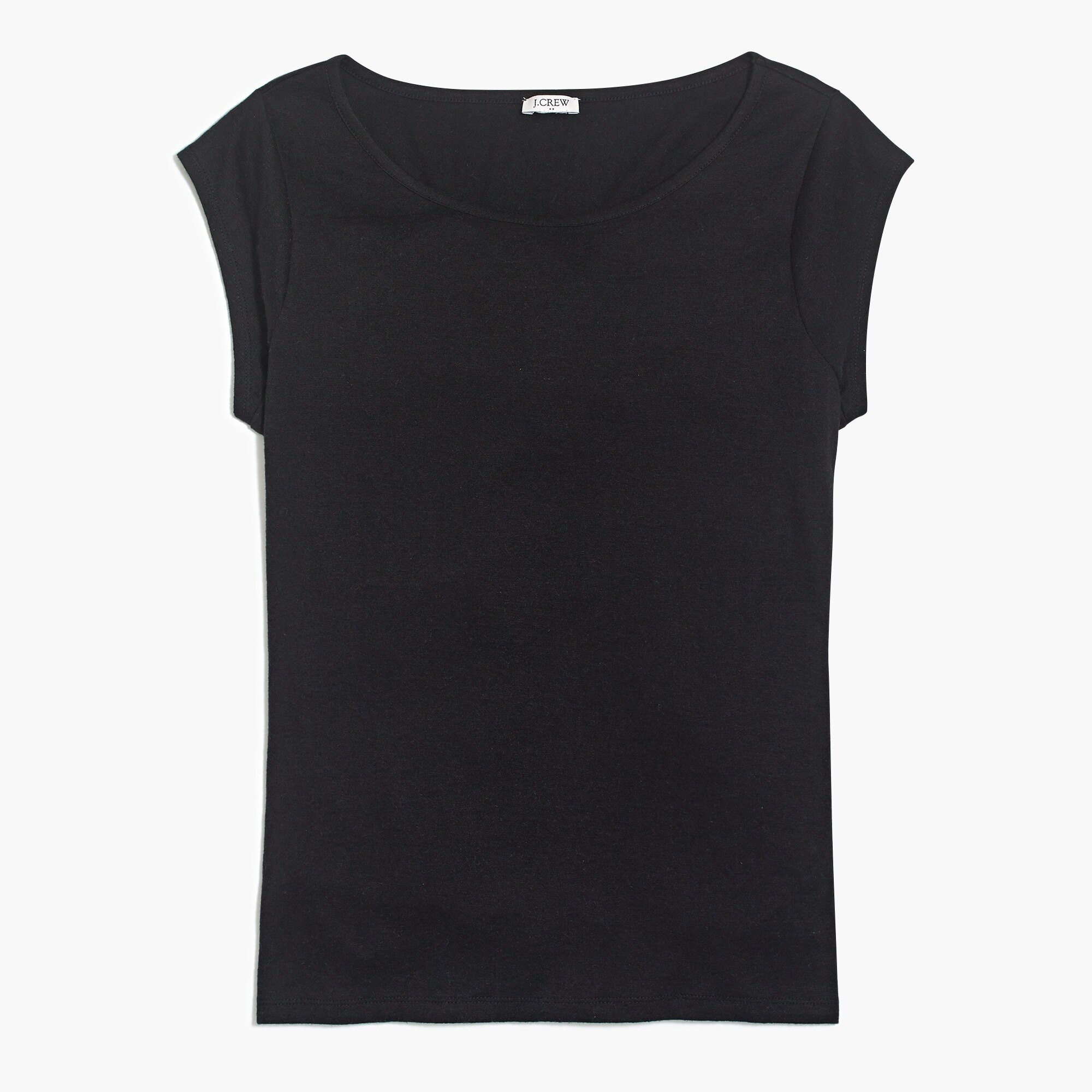 factory womens Linen ballet T-shirt