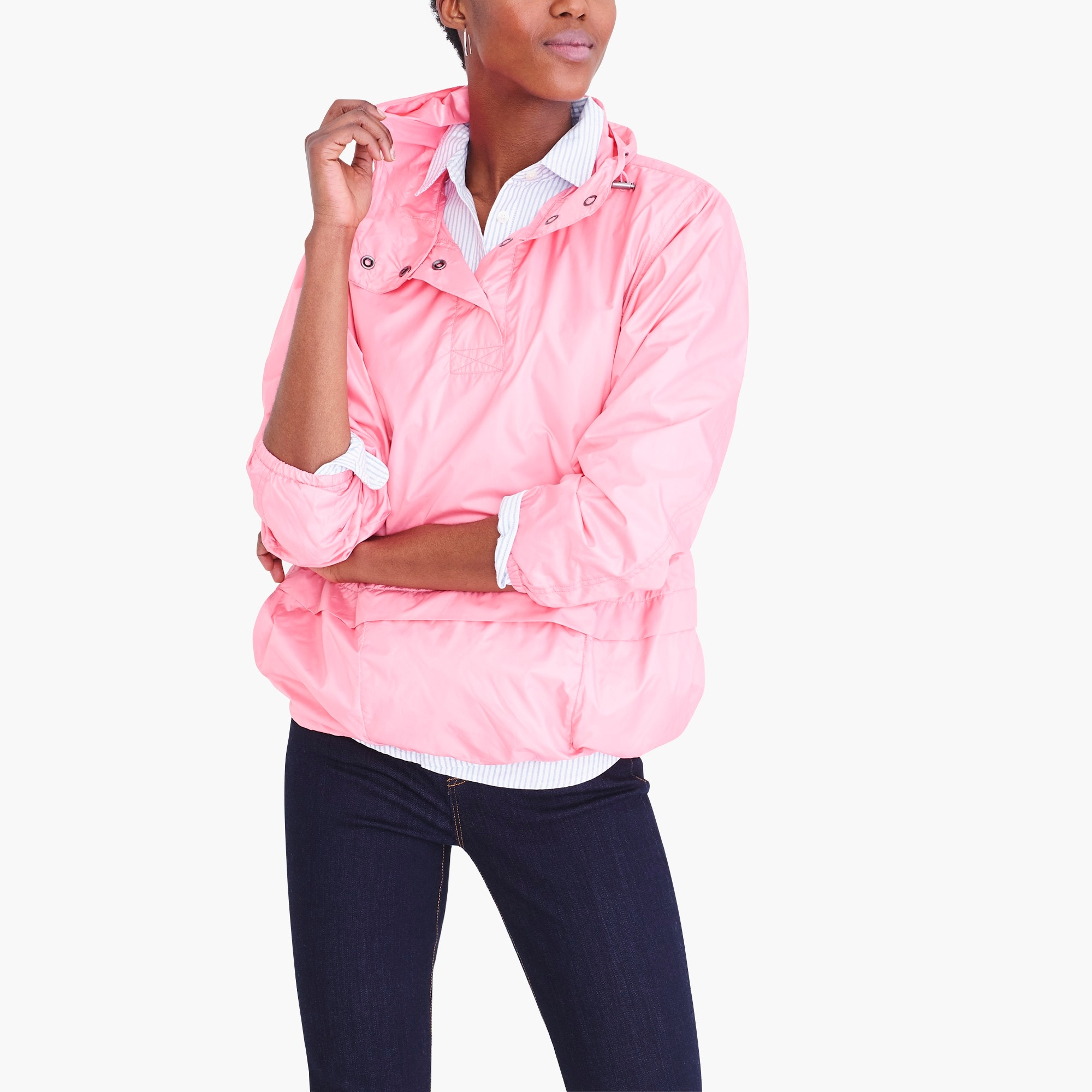j.crew factory: packable popover