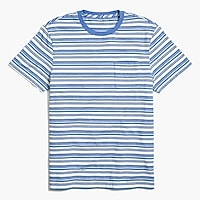 Image 2 for Slim wat striped T-shirt